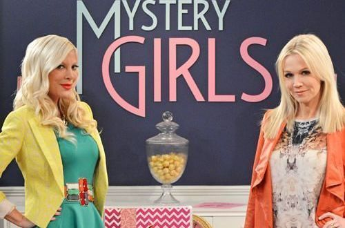 Mystery Girls, el regreso de Tori Spelling y Jennie Garth.