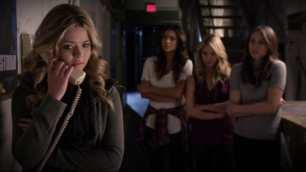 Pretty Little Liars 5x01 EscApe From New York