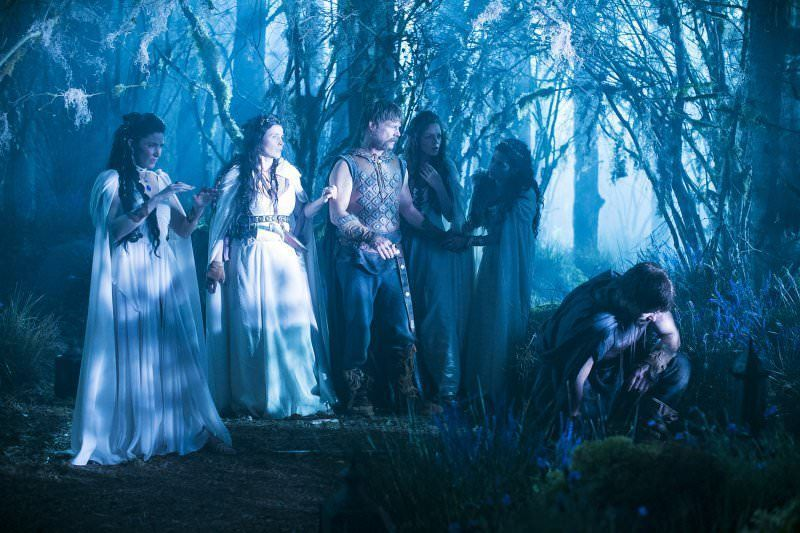 Witches of East End 2x03 The old man and the key