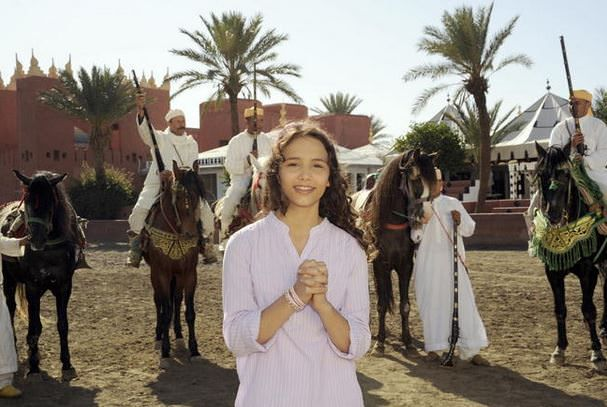 Huida a Marrakech en Multicine Antena 3