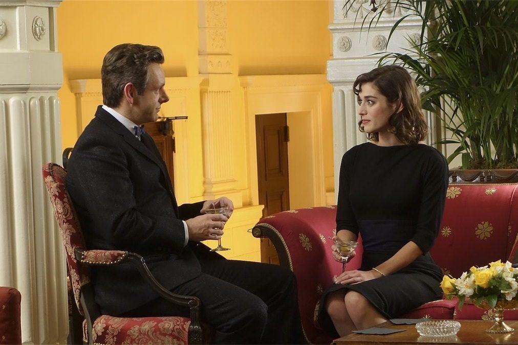 Masters of Sex 2x01 - Dr. Masters y Virginia Johnson
