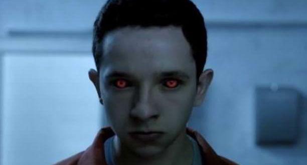 Misfits quinta temporada - Finn endemoniado