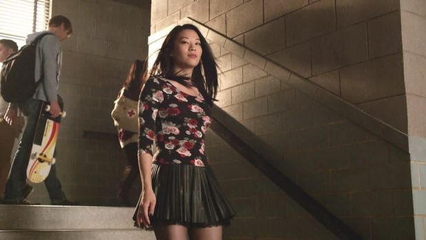 Teen Wolf 4x04 Kira de conquistadora