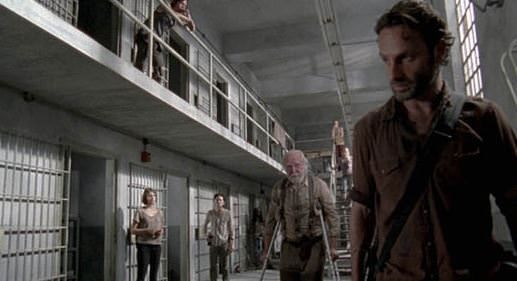 The Walking Dead Saturn 2014