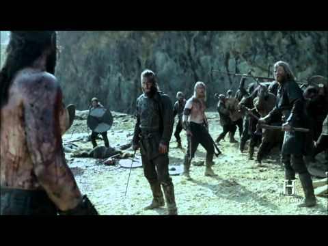 Vikings 2x01- Rollo Ragnar