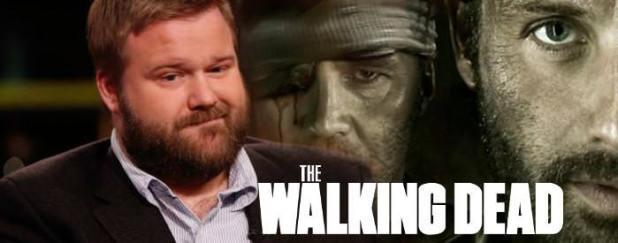 El creador del cómic de The Walking Dead habla sobre la quinta temporada