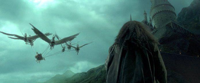Nuevos colegios mágicos en Harry Potter and the Goblet of Fire