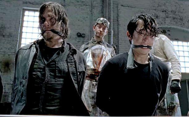 Preparando la quinta temporada de The Walking Dead