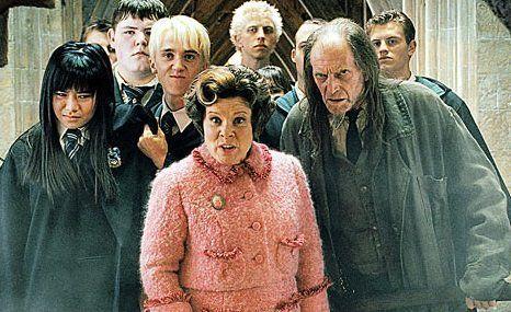 Amigos íntimos de Harry Potter en Harry Potter and the Order of the Phoenix