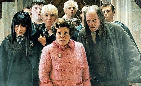 Amigos íntimos de Harry Potter en Harry Potter and the Order of the Phoenix