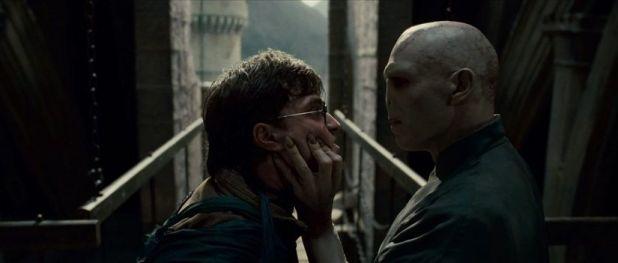 El cara-cara más esperado en Harry Potter and the Deathly Hallows P2