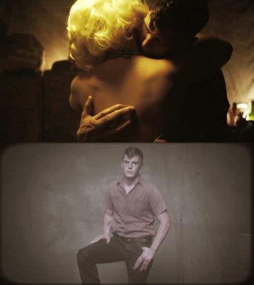 Novedades en American Horror Story: Freakshow - Evan Peters es Jimmy Darling