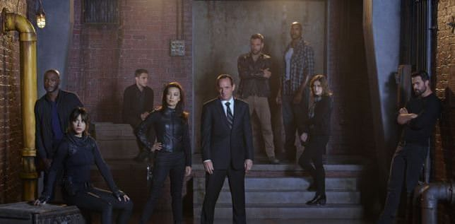 Agents of SHIELD presenta la segunda temporada con nuevos villanos