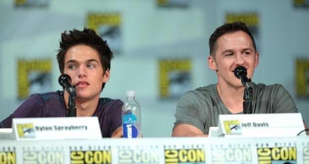 Entrevista a Jeff Davis sobre Teen Wolf - Con Dylan Sprayberry