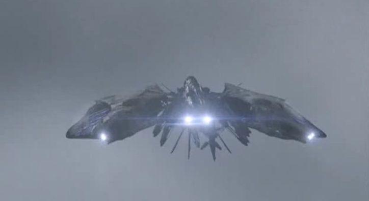 Falling Skies 4x11: Lexi quiere unirse a la misión y Tom la acepta por ser la única capaz de pilotar el beamer.