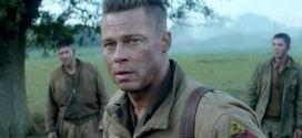 Fury con Brad Pitt y Shia LaBeouf