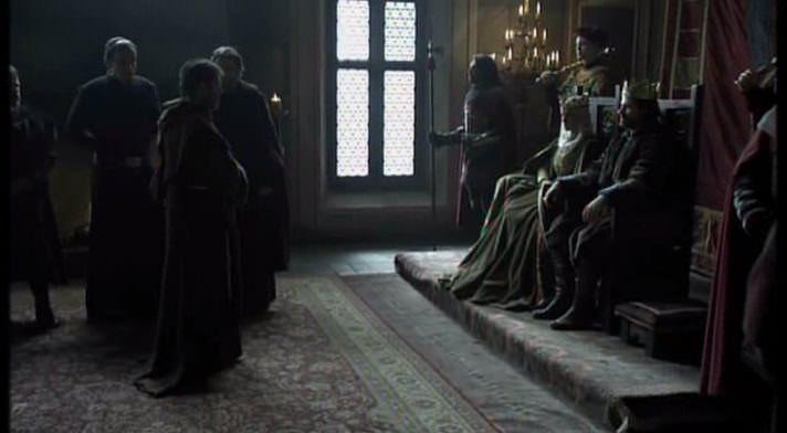 Isabel 3x04 - Colón ante los Reyes Católicos