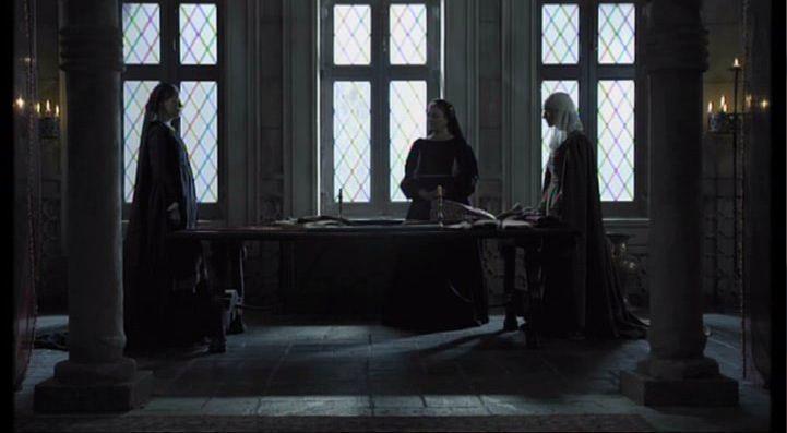 Isabel 3x04 - La Infanta Isabel poniendo condiciones para su matrimonio con Manuel de Portugal