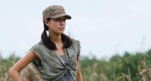 Los 10 peores personajes de The Walking Dead - Rosita Espinosa
