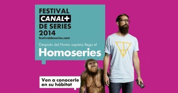 Se graba spot del Festival de series 2014