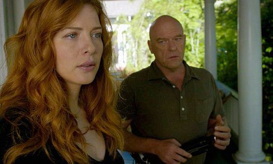 Under the Dome 2x09 - Julia y Big Jim