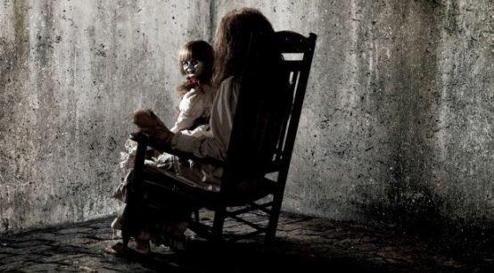 Estrenos de cine 3 de Octubre - Annabelle