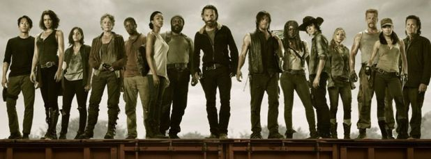 10 posibles tramas en The Walking Dead - Personajes de la quinta temporada