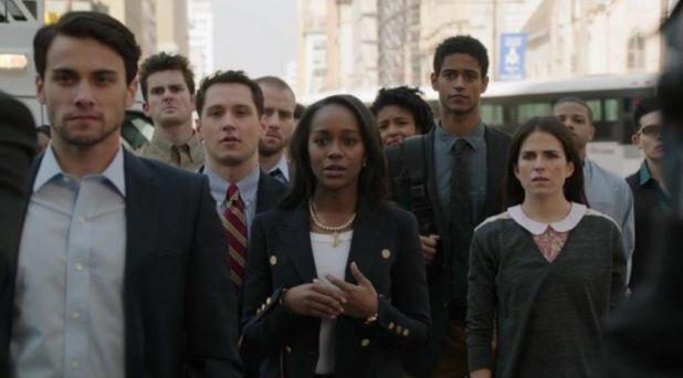 Crítica de How to Get Away With Murder: El cast protagonista es muy solvente aunque Viola Davis roba todo el protagonismo con sus apariciones.