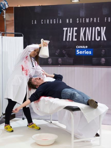 Resumen del Festival de series 2014 - The Knick