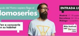 Resumen del Festival de series 2014