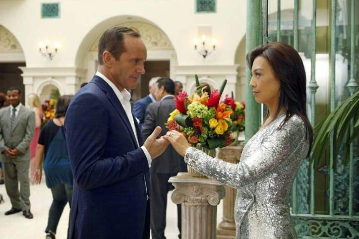 Agents of SHIELD 2x04 Face My Enemy