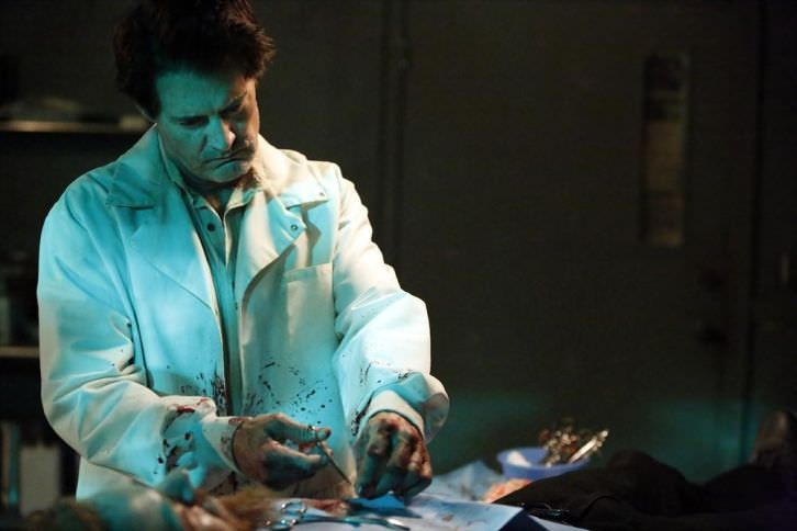 Agents of SHIELD 2x05: El padre de Skye ha mostrado su lado negativo, con una ira incontrolable que aterroriza incluso a Raina.