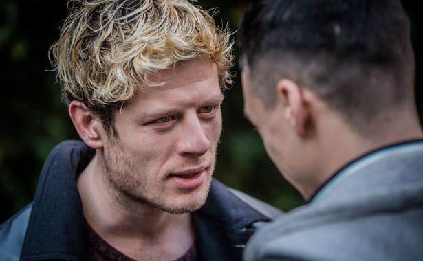 Serie Happy Valley (BBC One)