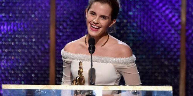 Britannia Awards 2014 - Emma Watson