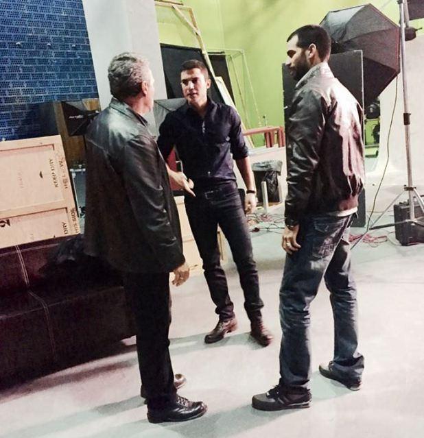 El Príncipe comienza la promoción de su segunda temporada - Álex González