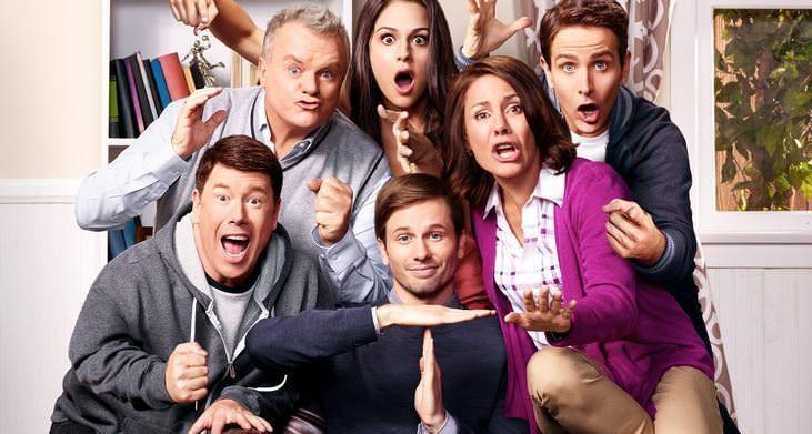 Serie The McCarthys (CBS)