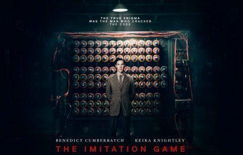 Estrenos de cine 28 de Noviembre - The Imitation Game