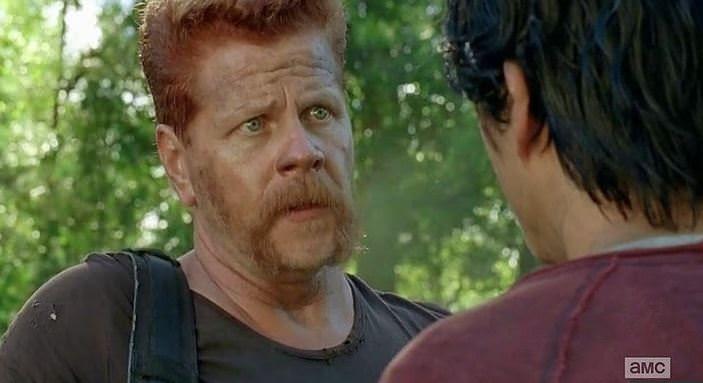 The Walking Dead 5x05 Self Help - Eugene y Glenn