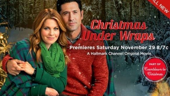 Christmas Under Wraps es la cinta navideña 2014
