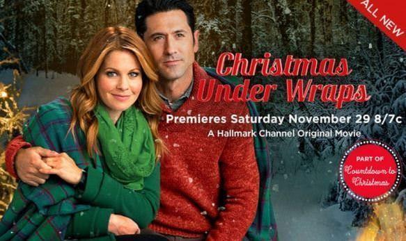 Christmas Under Wraps es la cinta navideña 2014
