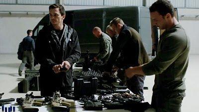 """Homeland 4x12 - Quinn volviendo al """"trabajo"""""""