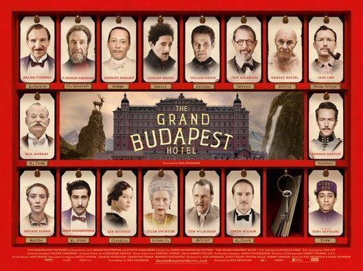 The Grand Budapest Hotel: Crítica