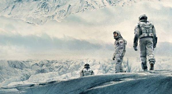 Las 10 MEJORES películas del 2014 - Interstellar