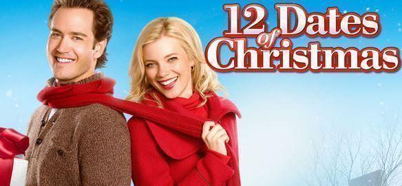 Película 12 citas de Navidad (TV)