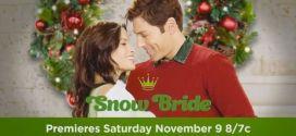 Película Una novia en la nieve (TV)