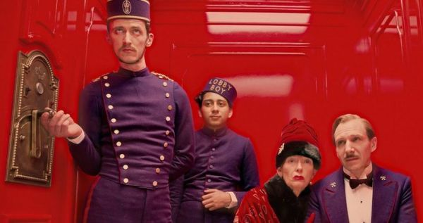 Las 10 MEJORES películas del 2014 - The Grand Budapest Hotel