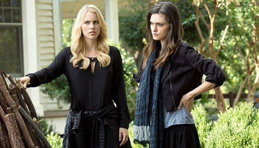 The Originals 2x09 The Map of Moments (midseason)