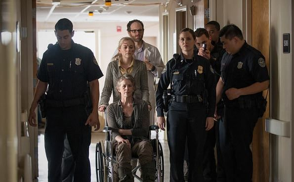 The Walking Dead 5x08