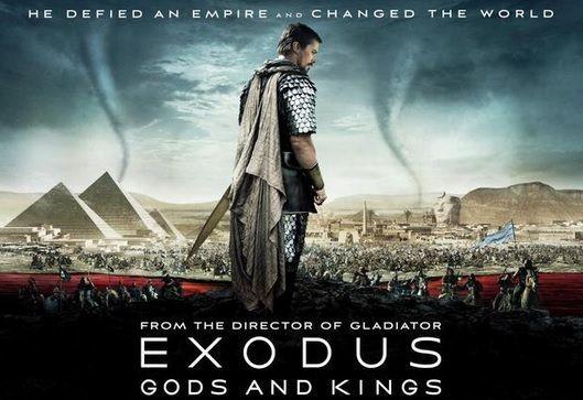 Estrenos de cine 12 de Diciembre - Exodus: Gods and Kings
