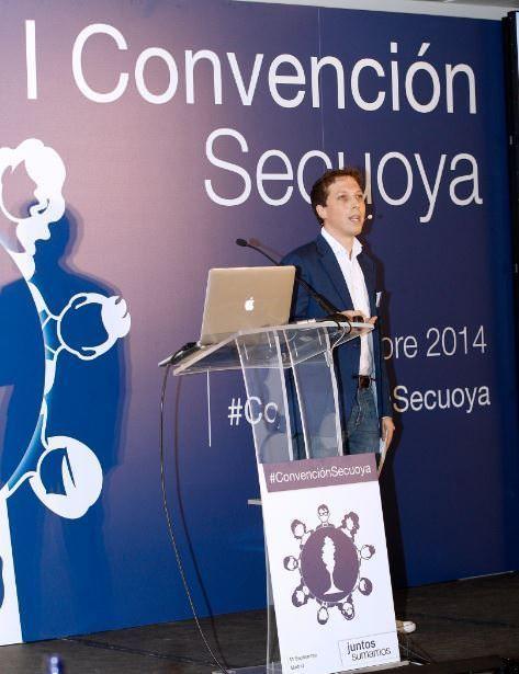 Entrevista a Sergio Lizarraga - Grupo Secuoya